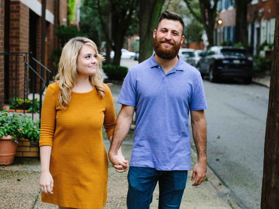 Kate and Luke married at first sight
