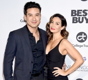 Mario-Lopez-and-Courtney-Laine-Mazza-expecting