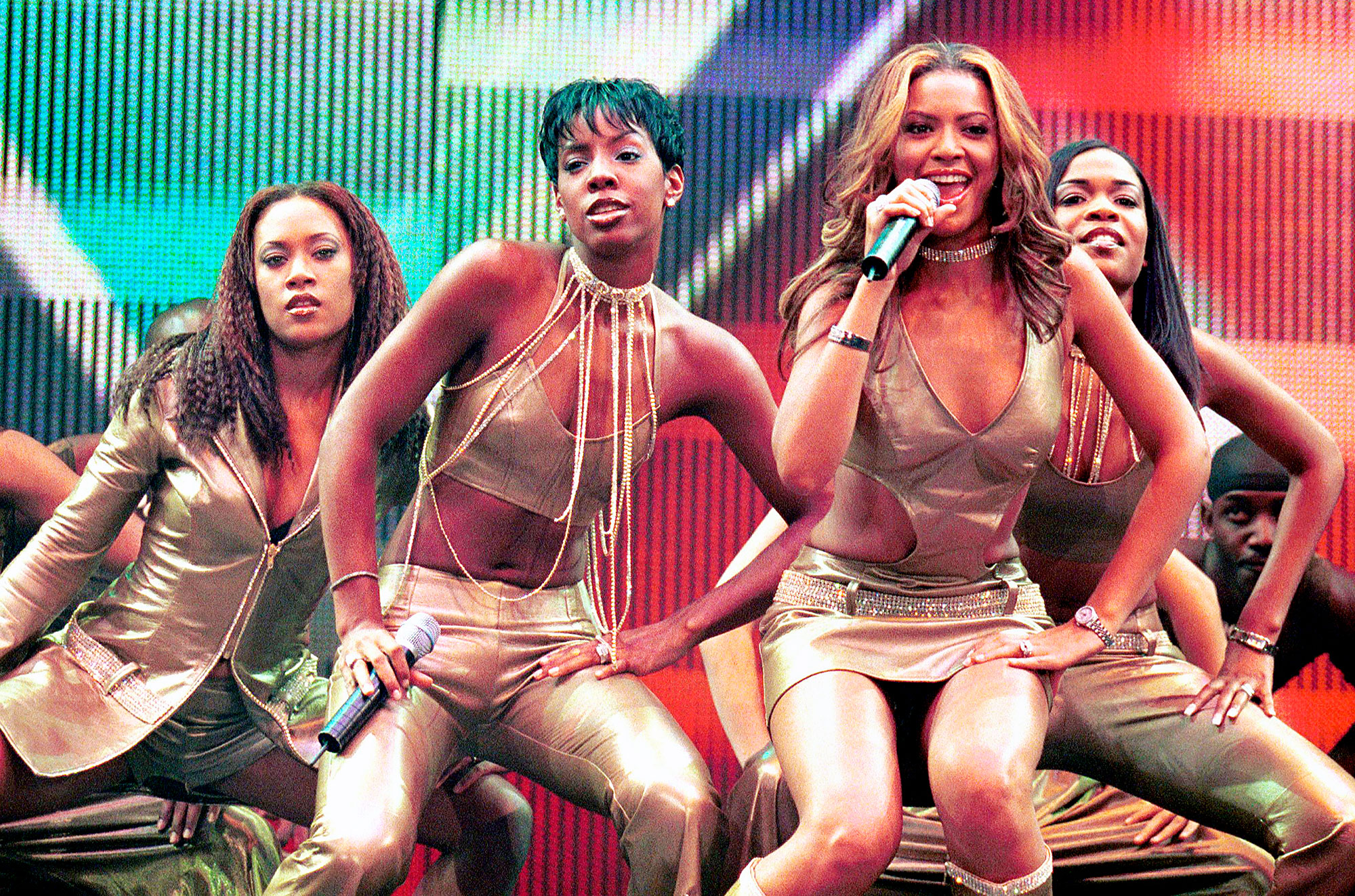 Mathew Knowles Destiny's Child R Kelly