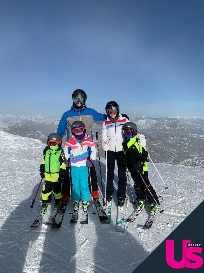 Douglas Brunt and Megyn Kelly family