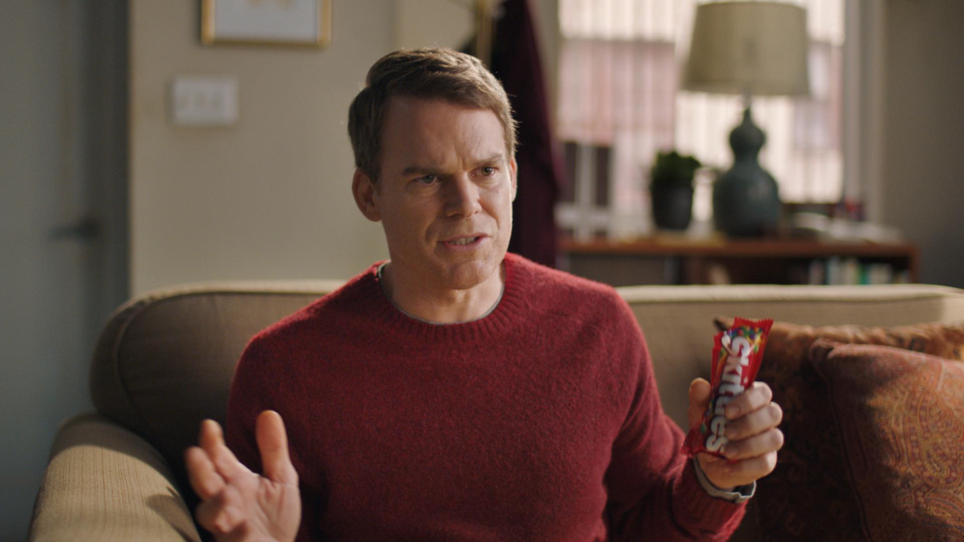 Skittles' 2019 Super Bowl Commercial: Michael C  Hall Musical