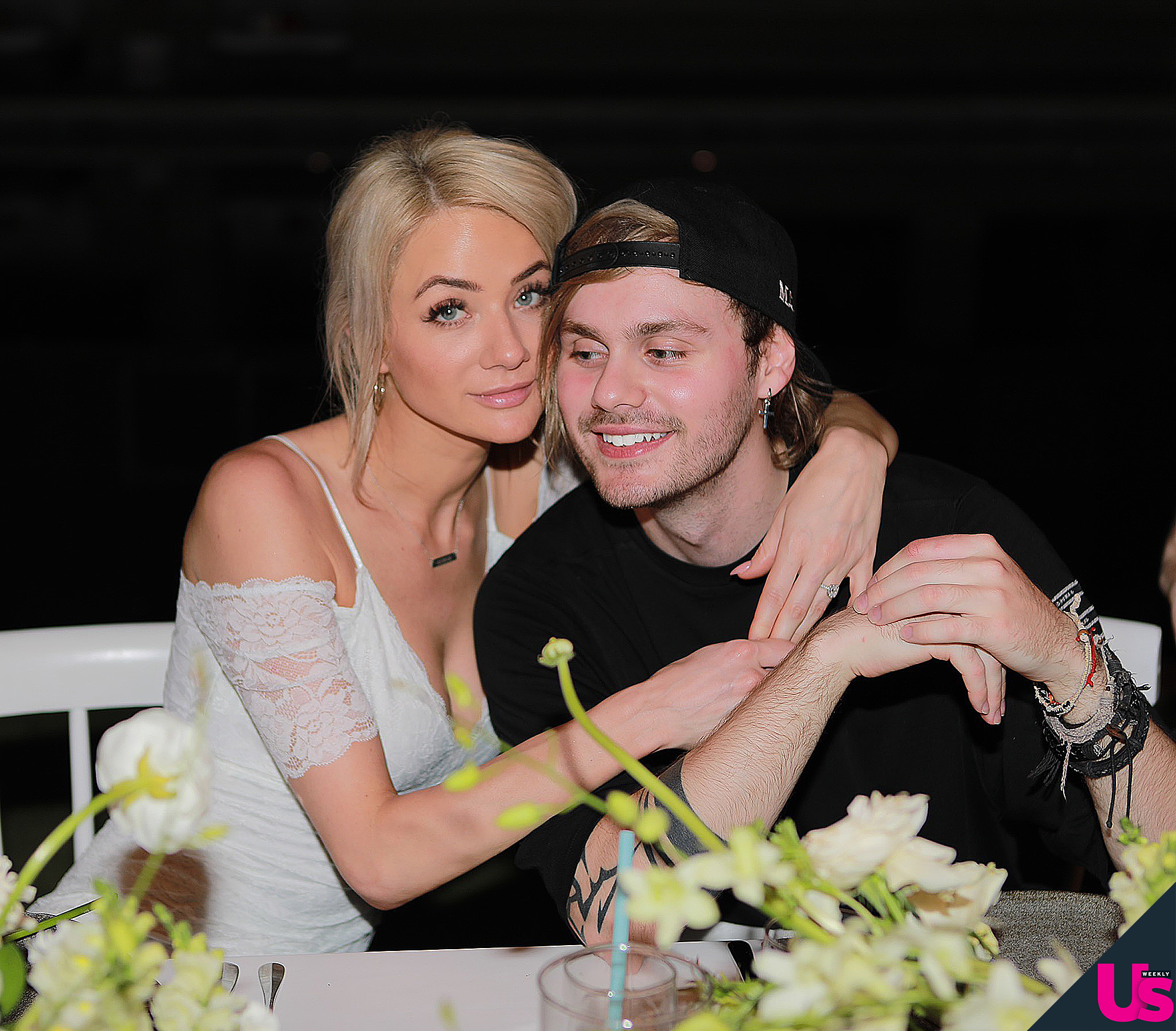 de18fe816c8a 5 Seconds of Summer's Michael Clifford Engaged to Crystal Leigh