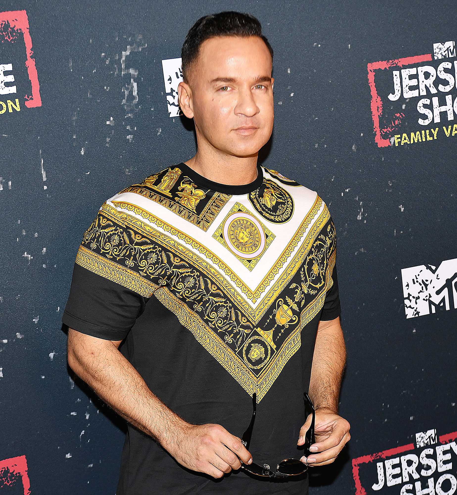 Mike The Situation Sorrentino Reports To Prison