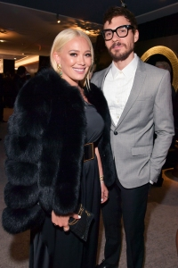 New Mom Hilary Duff and BF Matthew Koma Have 'Prom Night' Date at Golden Globes Party