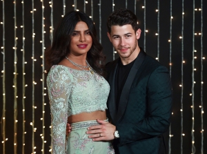 Nick Jonas Can't Stop Blushing While He Gushes About New Wife Priyanka Chopra