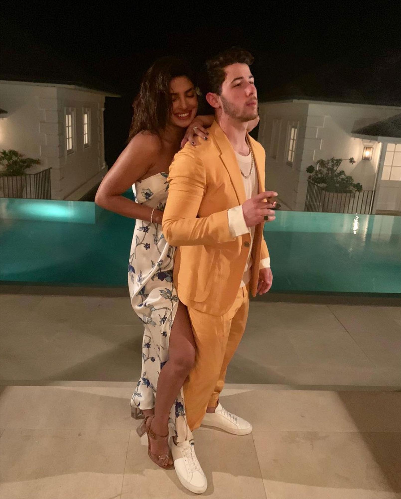 Nick Jonas and Priyanka Chopra's Honeymoon - Nick Jonas and Priyanka Chopra
