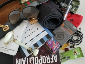 Nicole Ari Parker: What's in My Gym Bag