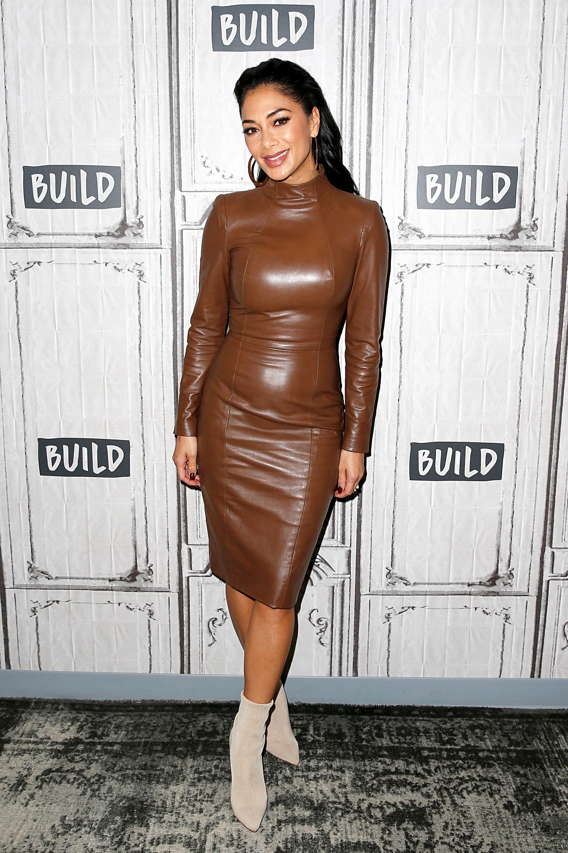 Nicole Scherzinger Reveals Which 'Masked Singer' Reveal Shocked Her Most - Nicole Scherzinger at Build Studio on January 30, 2019 in New York City.