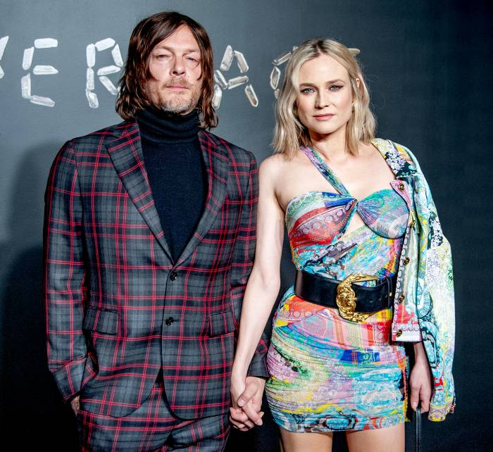 Norman-Reedus-and-Diane-Kruger