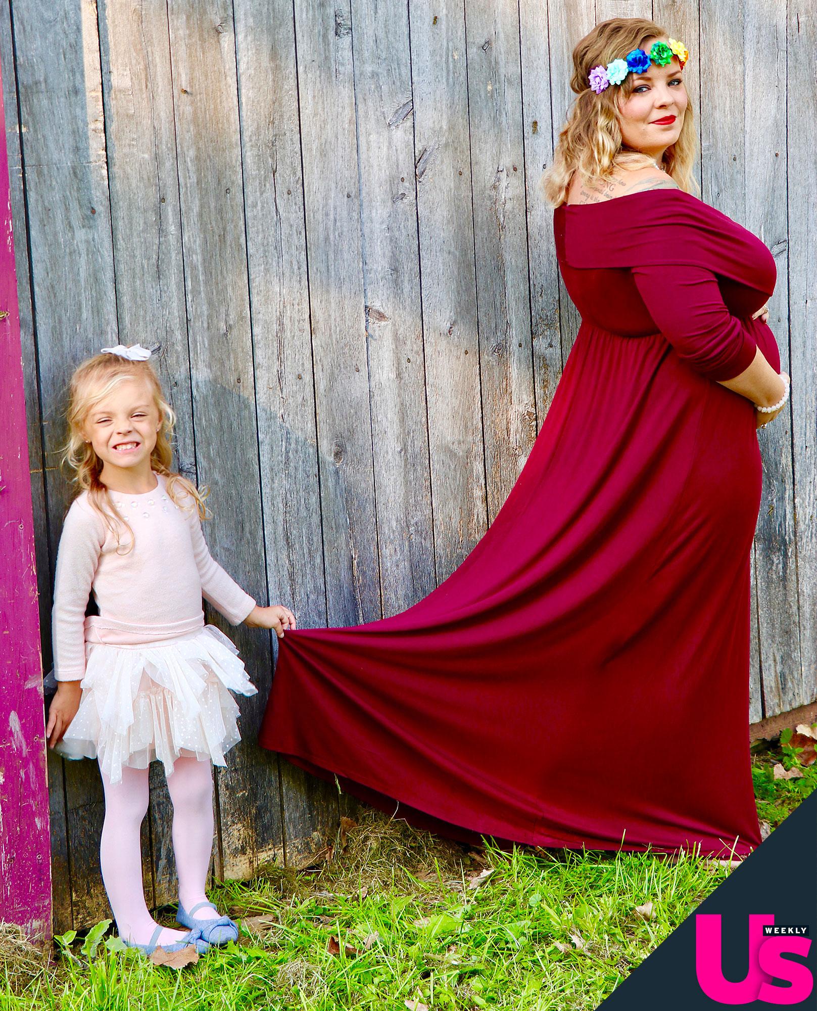 Novalee Catelynn Lowell 35 Weeks Pregnant