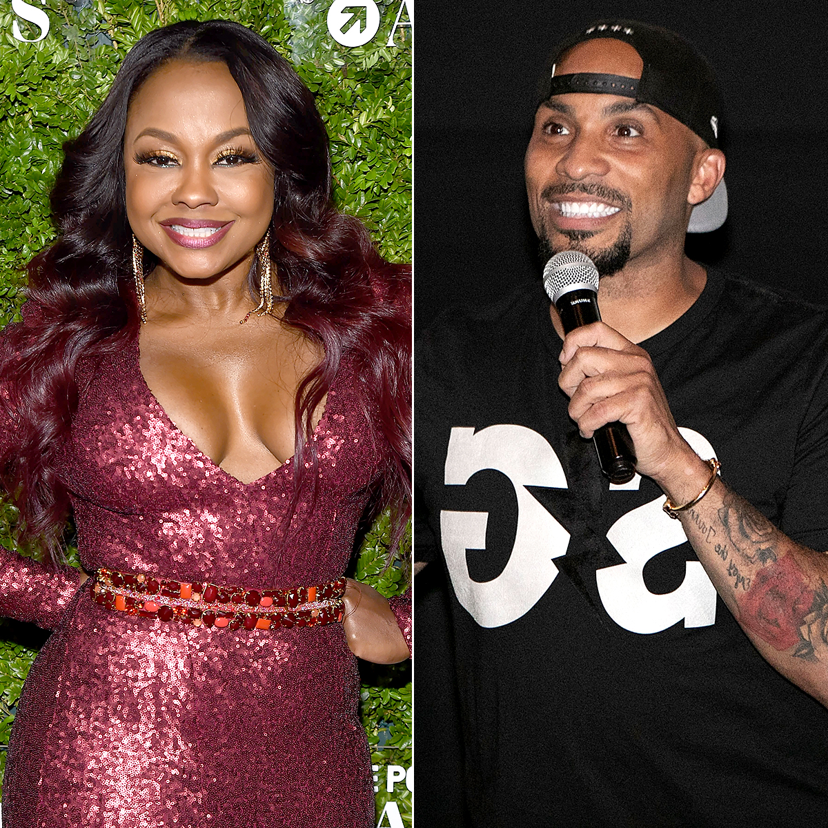 Phaedra Parks Is Dating Tone Kapone After Apollo Nida Divorce