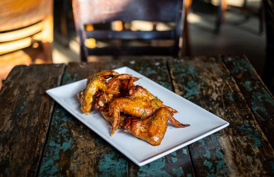 Pilgrim Wings super bowl recipes