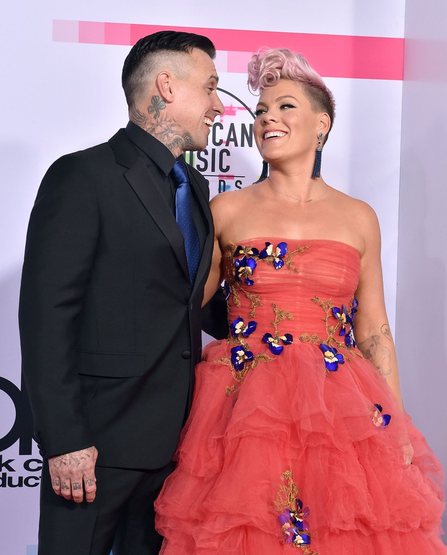 A Timeline of Pink and Carey Hart's Romance