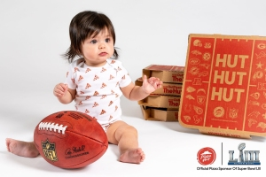 Pizza Hut Is Offering Free Pizza for a Year, Super Bowl LIV Tickets to First Baby Born After Kickoff