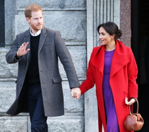 Prince Harry and Duchess Meghan Will Likely Not Spend Valentine's Day Together
