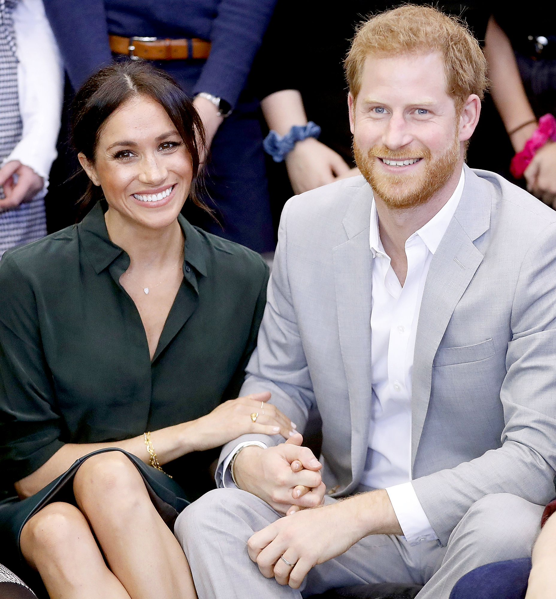 Prince-Harry-and-Duchess-Meghan's-Country-Retreat - Picture perfect — just like them! Prince Harry and Duchess Meghan's country home in South Central England is just as extravagant as one would expect.