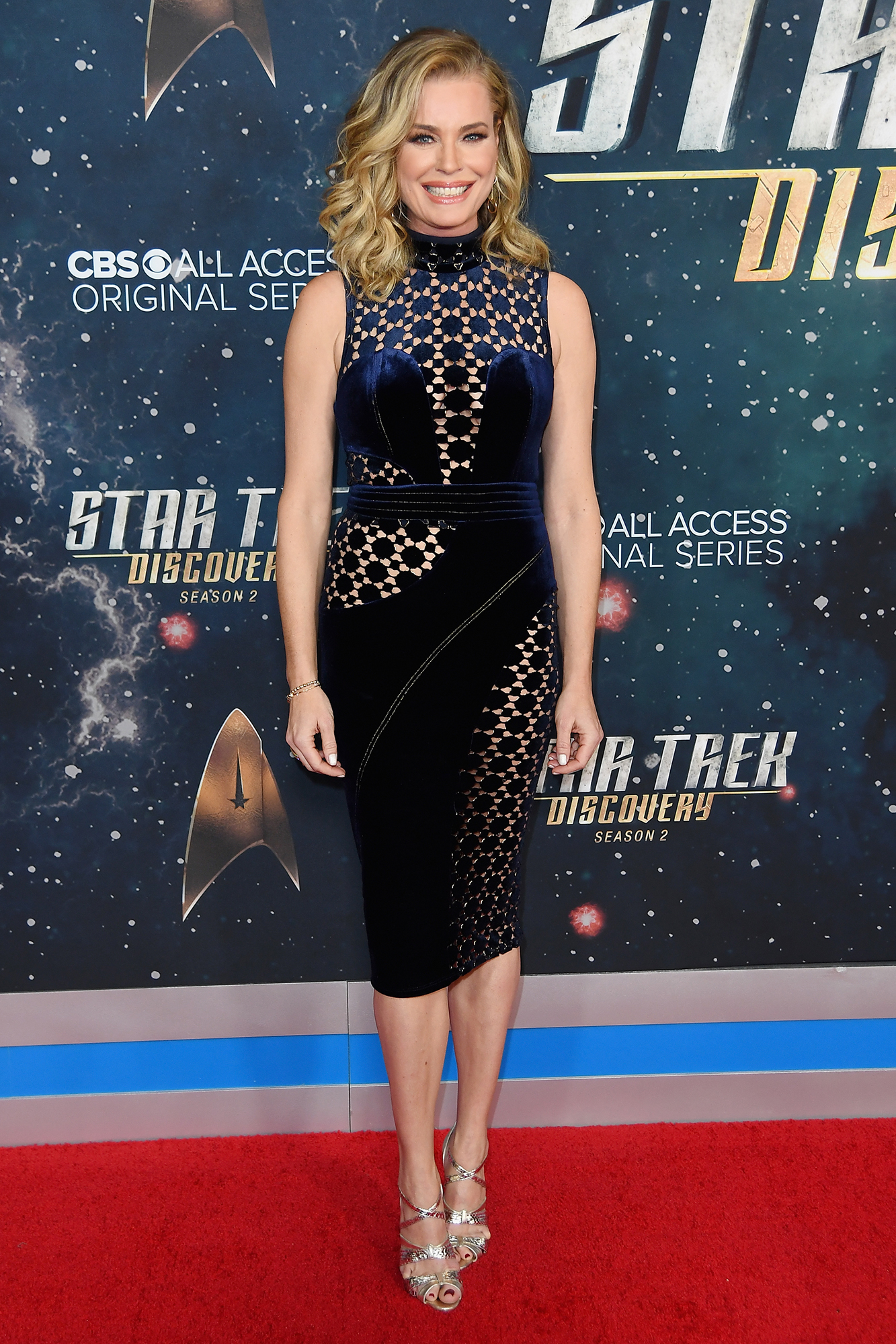 Rebecca Romijn Reveals the One Thing She Won't Let Her Kids Do - Rebecca Romijn attends 'Star Trek: Discovery' Season 2 Premiere at Conrad New York on January 17, 2019 in New York City.