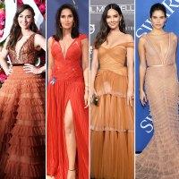 Red Carpet J. Mendel gallery for Stylish Sara Bareilles, Padma Lakshmi, Olivia Munn, and Sara Sampaio