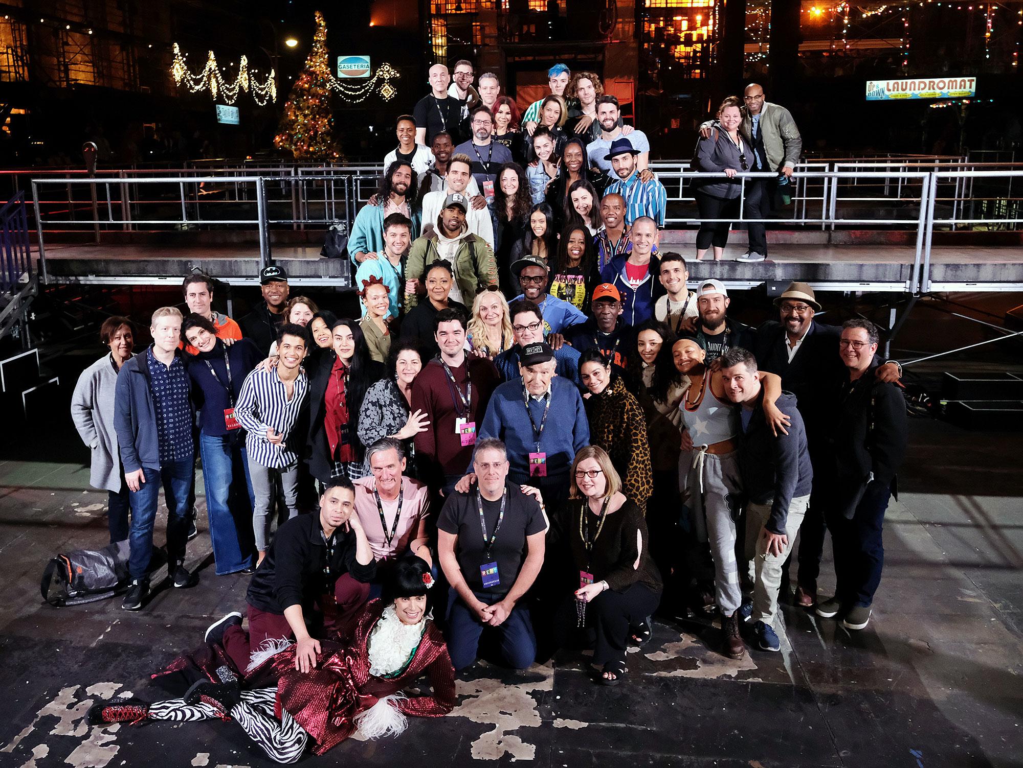 Rent Live Cast Best Moments
