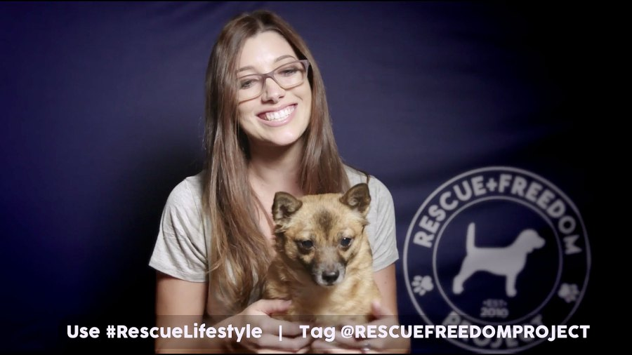 #RescueLifestyle: Share Your Pet's Story