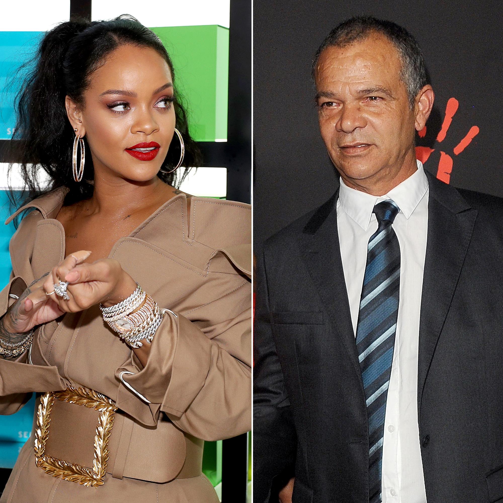 1a1baec850d0 Rihanna Sues Father Ronald Fenty Over His Company Fenty Entertainment