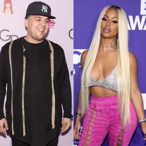 Rob Kardashian Has Dinner With Crush Alexis Skyy After Her Fight With Blac Chyna