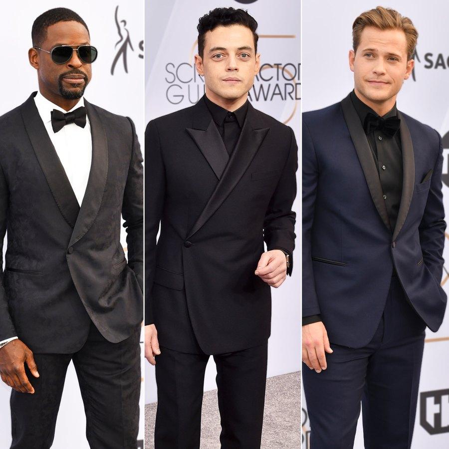 SAG Awards 2019 Hottest Hunks