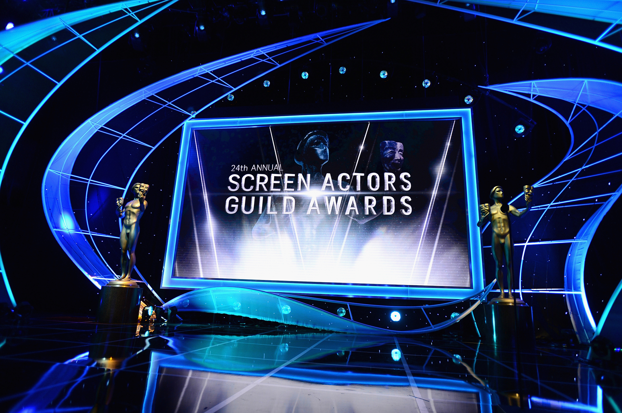 SAG-awards-how-to-watch - The 2019 SAG Awards will air on Sunday at 8 p.m.