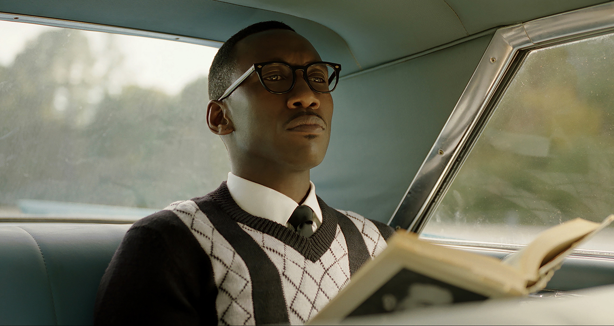 SAGS-Best-Actor-in-a-Supporting-Role-in-any-Motion-Picture-Mahershala-Ali - Mahershala Ali, Green Book Timothée Chalamet, Beautiful Boy Adam Driver, BlacKkKlansman Sam Elliott, A Star Is Born Richard E. Grant, Can You Ever Forgive Me?