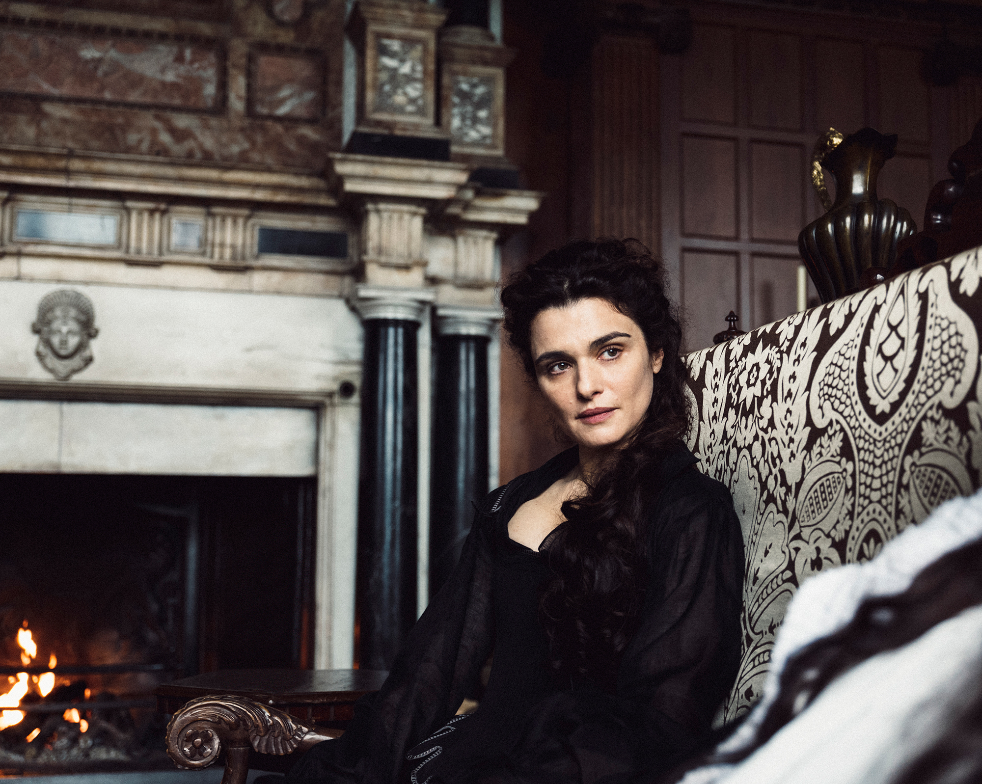 """SAGS-Rachel-Weisz,-""""The-Favourite"""" - Amy Adams, Vice Emma Stone, The Favourite Rachel Weisz, The Favourite Emily Blunt, A Quiet Place Margot Robbie, Mary Queen of Scots"""
