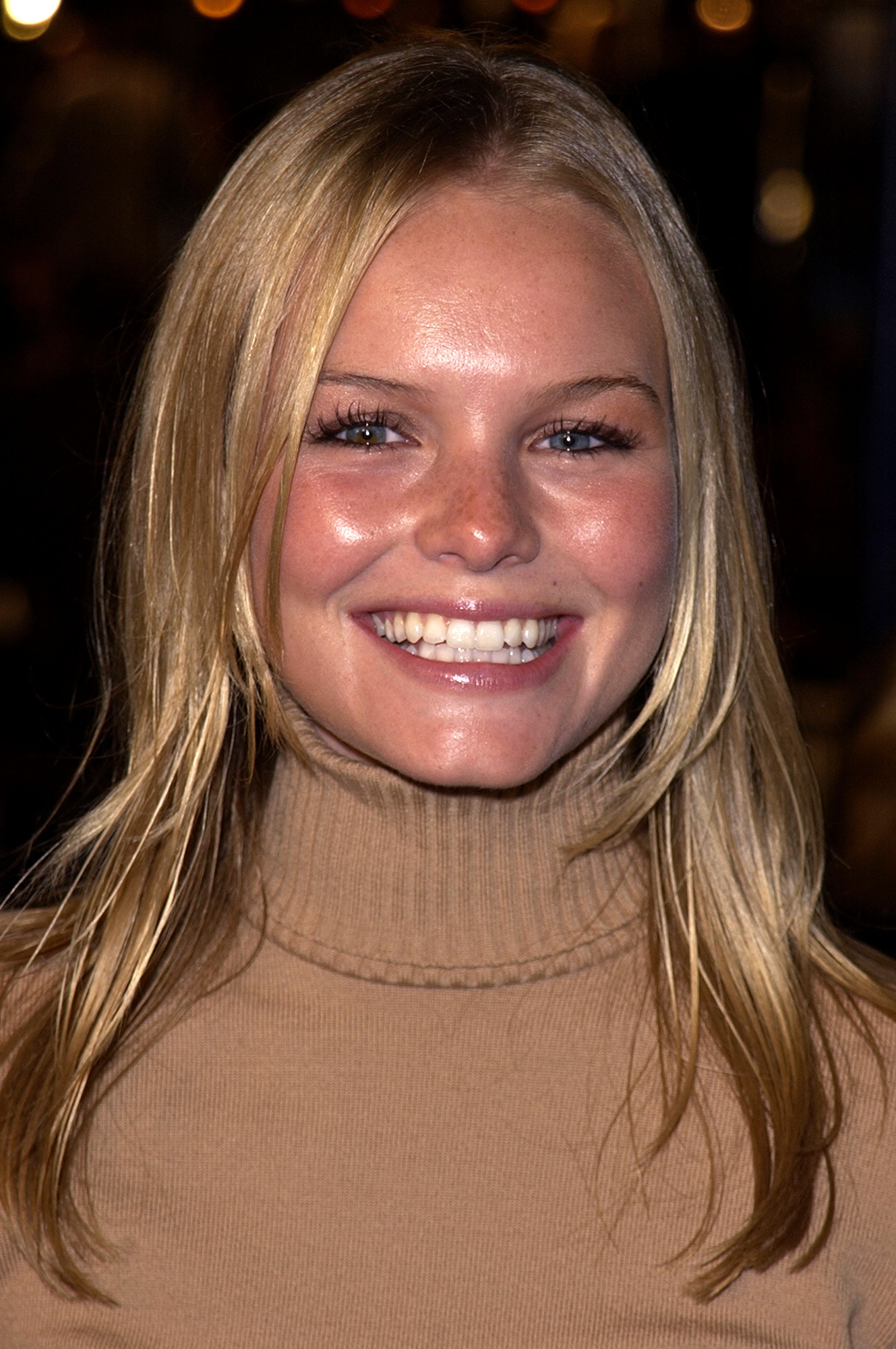 See Birthday Girl Kate Bosworth's Best Beauty Moments - At the L.A. premiere of K-Pax in October 2001, the SoCal native was giving Us all kinds of surfer vibes with her freckled complexion and sunny strands.