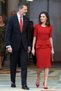 See Queen Letizia of Spain's Most Stunning Style Moments