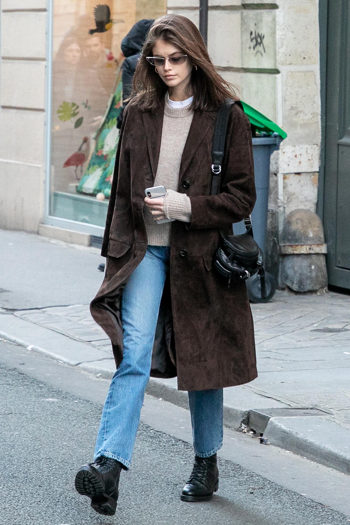 Celebrity Street Style - The Best Looks - 01/14/20