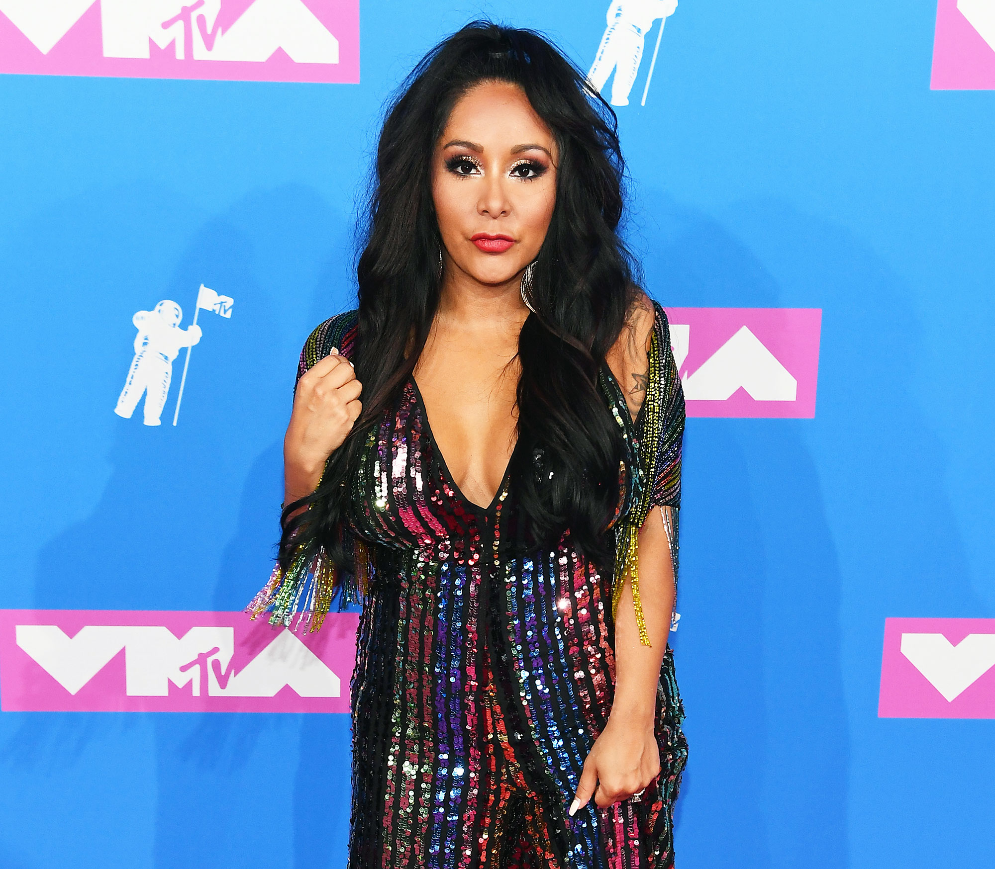 Pussy Is a cute Snooki naked photo 2017