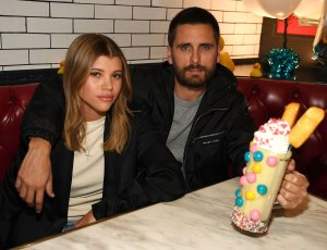 Kourtney Kardashian: How I'd React if Scott and Sofia Got Engaged