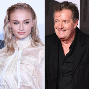 Sophie Turner Claps Back at Piers Morgan Over Mental Health Comment