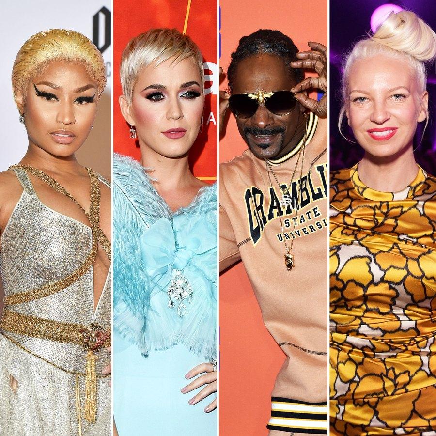 Stars Who've Never Won a Grammy