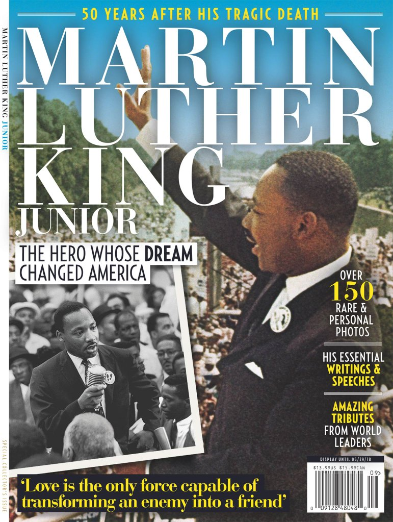 The Story Behind Martin Luther King Jrs Historic I Have a Dream Speech