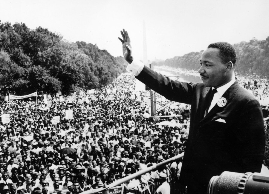 The Story Behind Martin Luther King Jrs Speech
