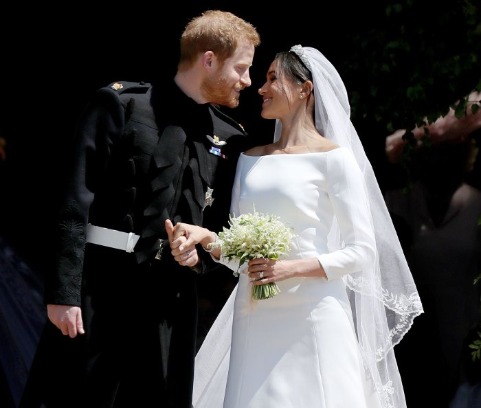 Suits Cast Prince Harry Duchess Meghan Wedding Family