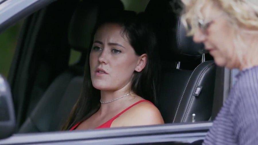 'Teen Mom' Recap: Jenelle Evans' Ex Comes Back to Haunt Her