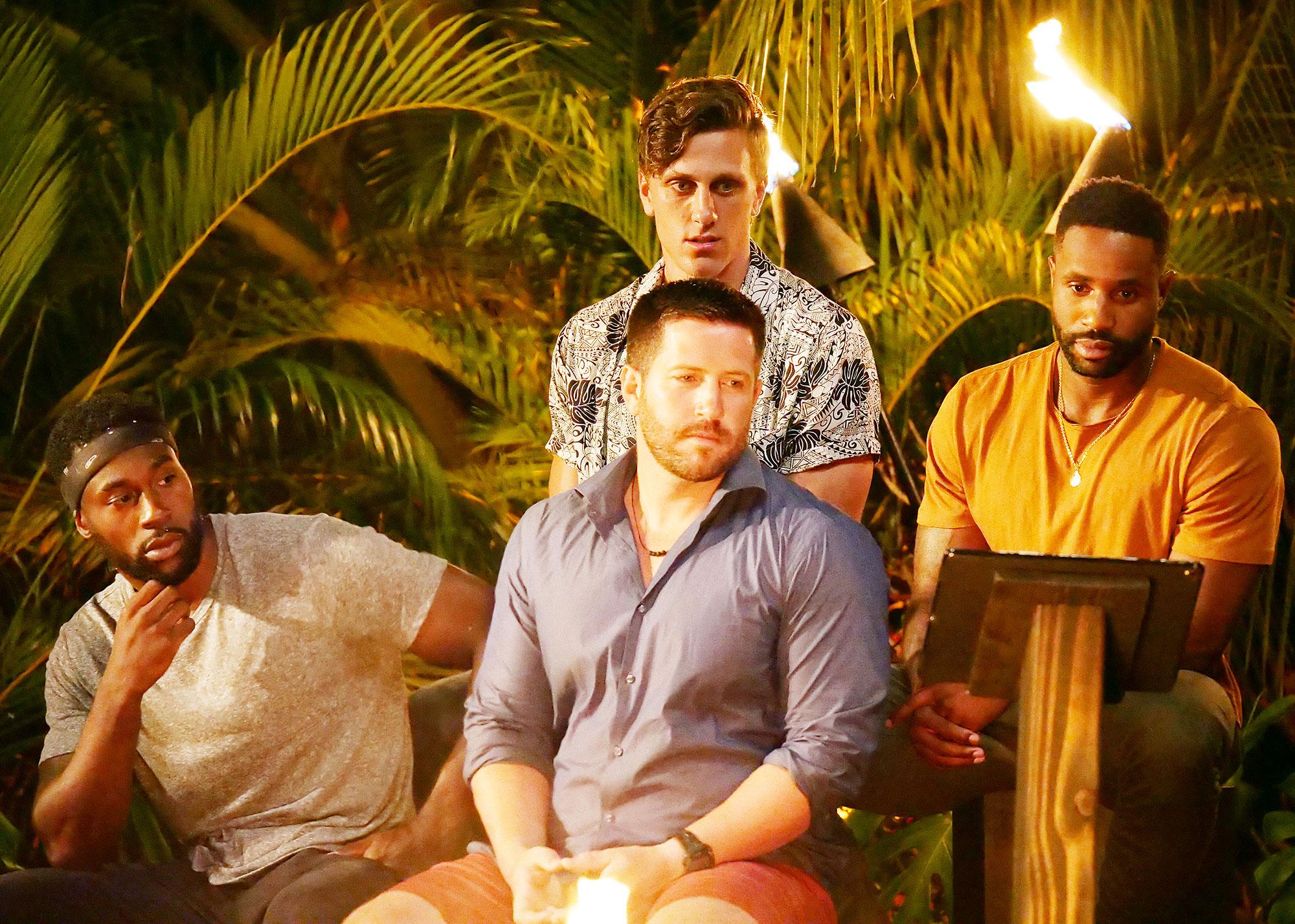 Temptation Island Recap Kaci Evan On The Rocks
