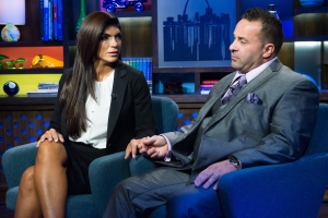 Teresa Giudice Says She' and Joe Giudice Will Separate If He Gets Deported