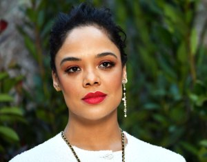 Tessa Thompson's Makeup Artist Vincent Oquendo Tells Us How to Find the Perfect Foundation and Concealer Shade