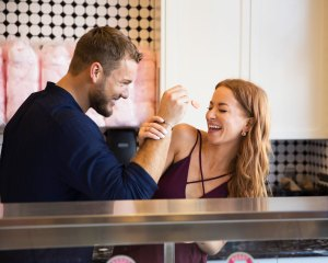 COLTON UNDERWOOD, and ELYSE on 'The Bachelor'