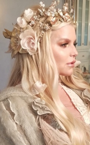 The Secret to Jessica Simpson's Baby Shower Maternity Look