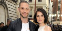 Tom-Hardy-Wife- Charlotte-Riley- Welcome-Their-Second-Child