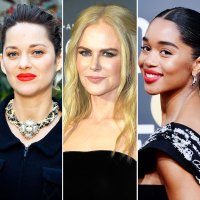 Marion Cotillard, Nicole Kidman and Laura Harrier