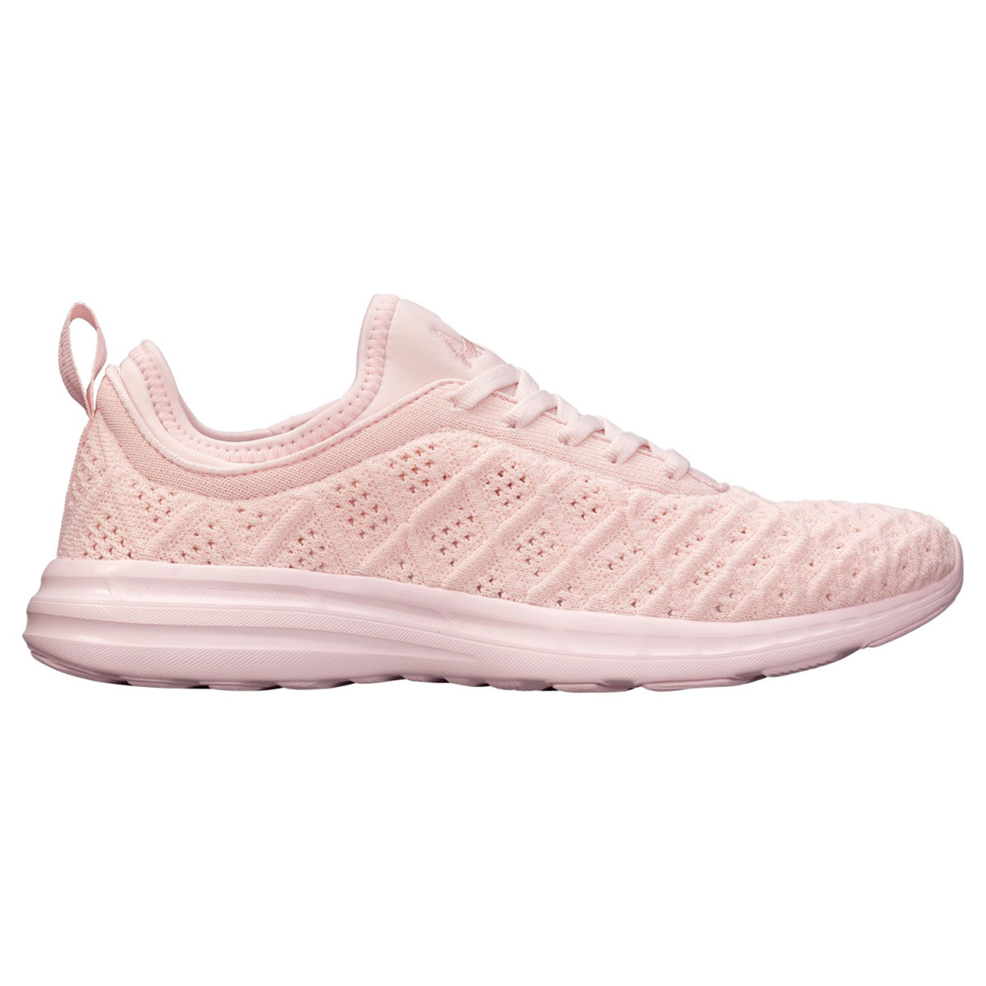 Valentine's Day Gift Guide 2019: Beauty and Fashion Ideas for the Lady in Your Life - Whether she's training for a marathon or looking for a pair of kicks to rock with her athleisure, these pretty-in-pink kicks are sure to be a hit. $165, athleticpropulsionlabs.com