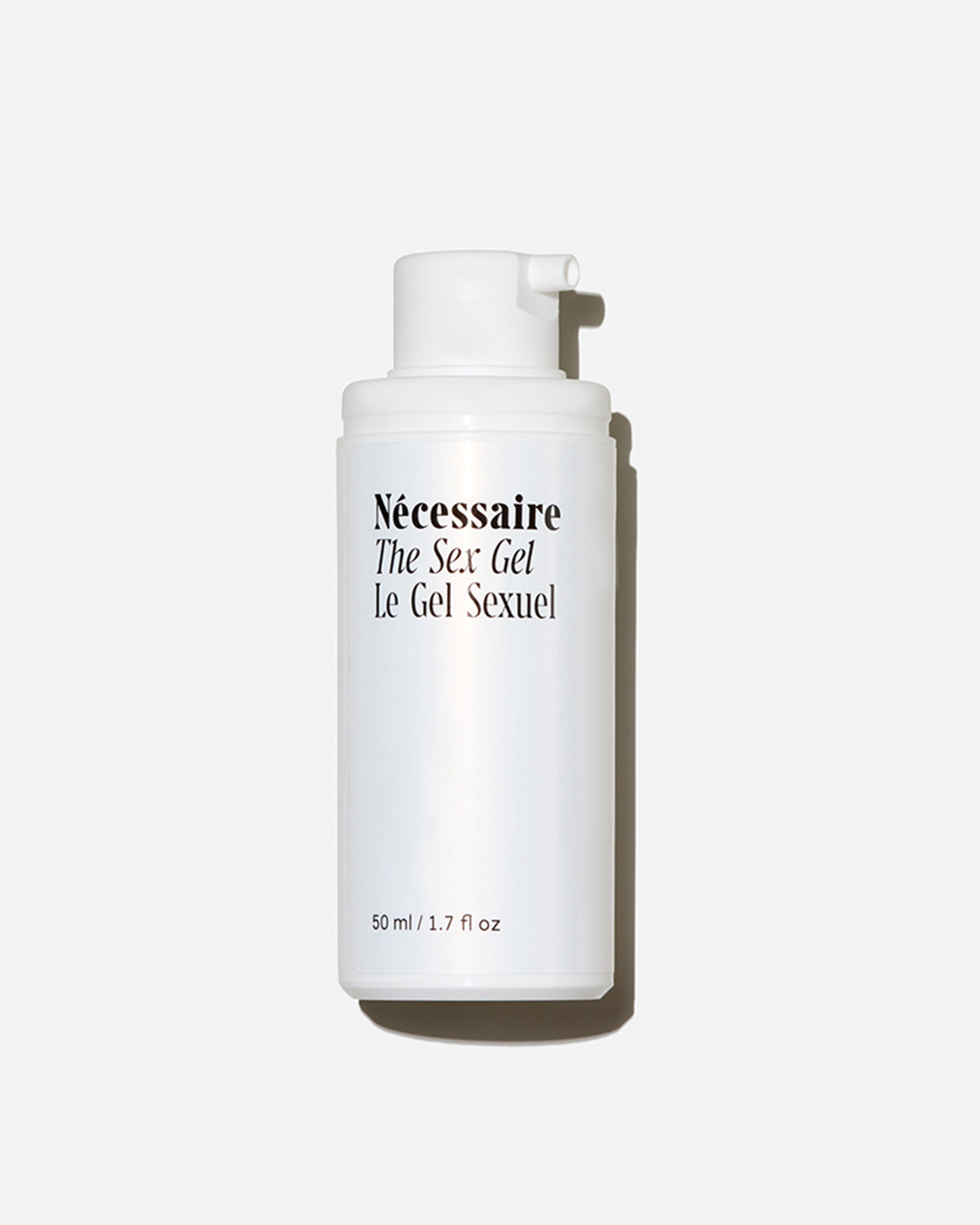 Valentine's Day Gift Guide 2019: Beauty and Fashion Ideas for the Lady in Your Life - Started by beauty industry vets Nick Axelrod and Randi Christiansen, this personal care brand is all about delivering clean, active and pH-optimized products, and the water-based lubricant includes organic aloe and hyaluronic acid. $20, necessaire.com